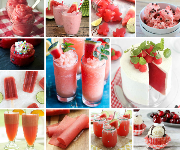 12 Refreshing Watermelon Recipes