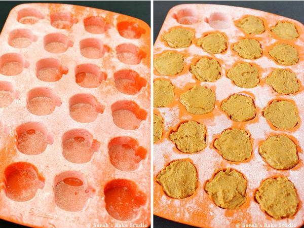 Pumpkin Snickerdoodle Truffles