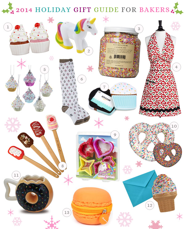 2014 Holiday Gift Guide For Bakers