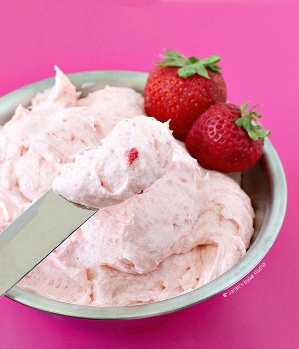 Strawberry Buttercream