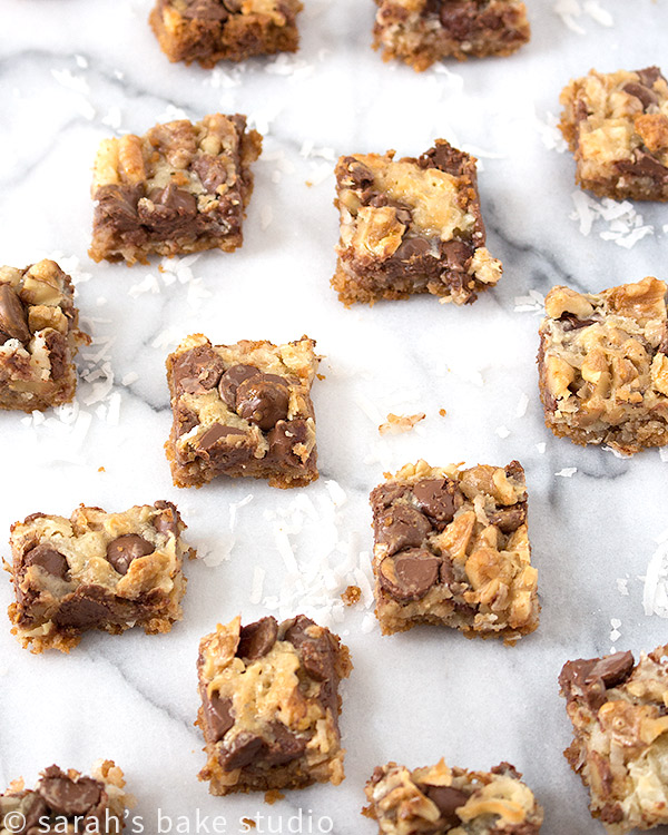 2016 Year in Review: Most Popular Recipes - Hello Dolly Bars