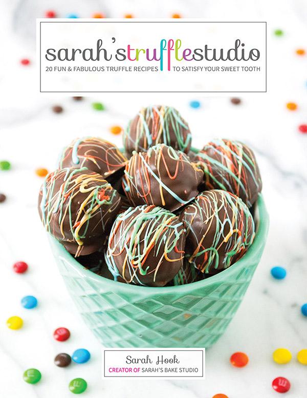 Sarahs Truffle Studio ECookbook Cover