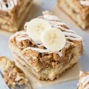 banana bread coffee cake