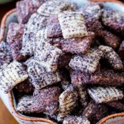 Cookies & Cream Puppy Chow