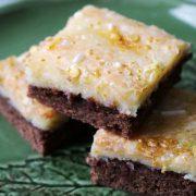 irish cream gooey butter cake