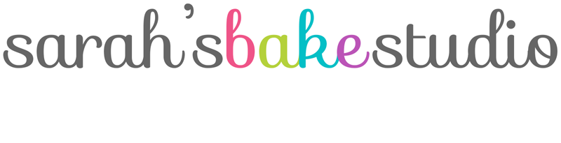 Sarahs Bake Studio logo